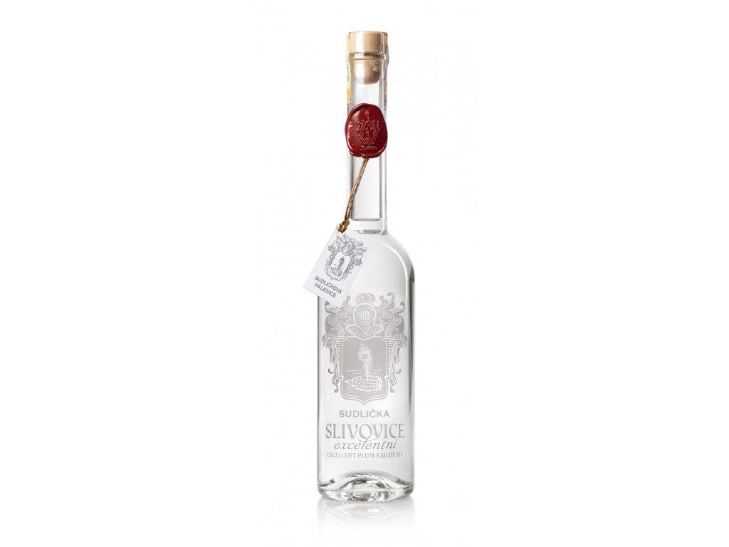 Slivovice 0,5 DAR